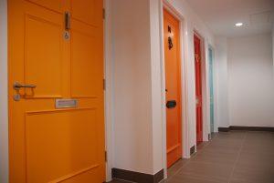 Doors, Frames & Fire Doors