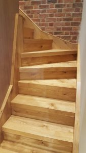 Staircase Manufacturer UK- Made to measure